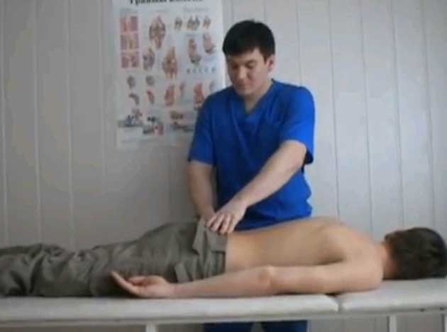 Doctor massage therapist in kiev massage in the clinic for Classic house massage