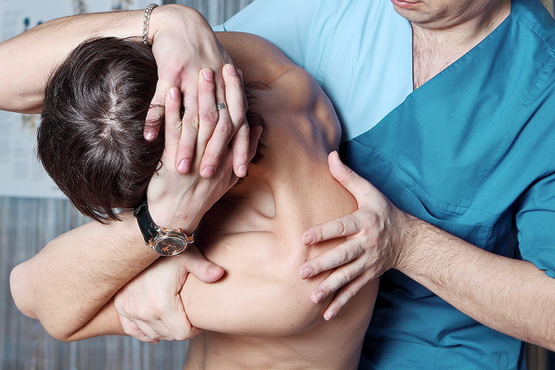 Osteopath in Kharkov at home